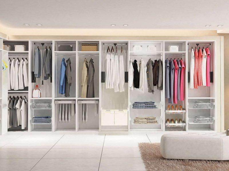Giyinme Odası Neden Tercih Edilmeli